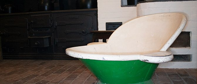 Hip bath