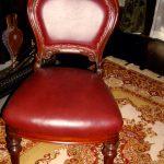 Chair: Victorian Balloon back