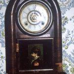Clock - Mantel