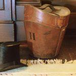 Hat box Top hat